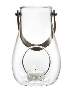 Holmegaard lyslykt 16 cm