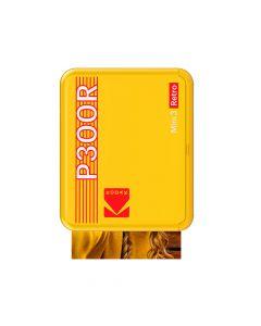 Kodak Printer Mini 3 Plus Retro Gul, Pocket printer